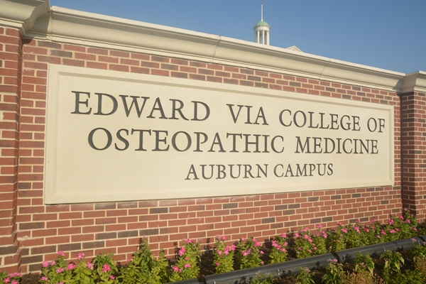 Edward Via College of Osteopathic Medicine- Auburn Campus
