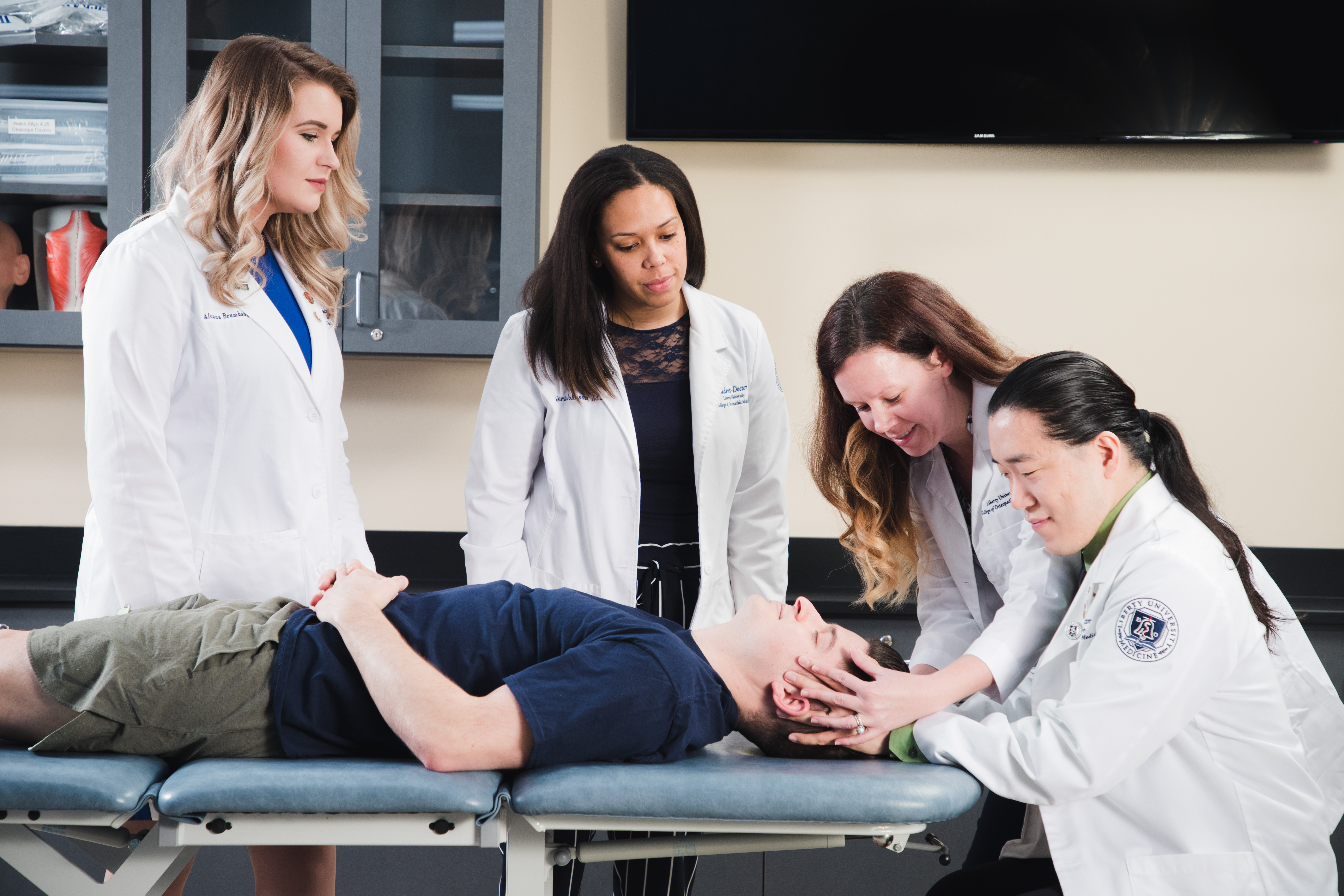 Liberty University College of Osteopathic Medicine LUCOM - Choose DO