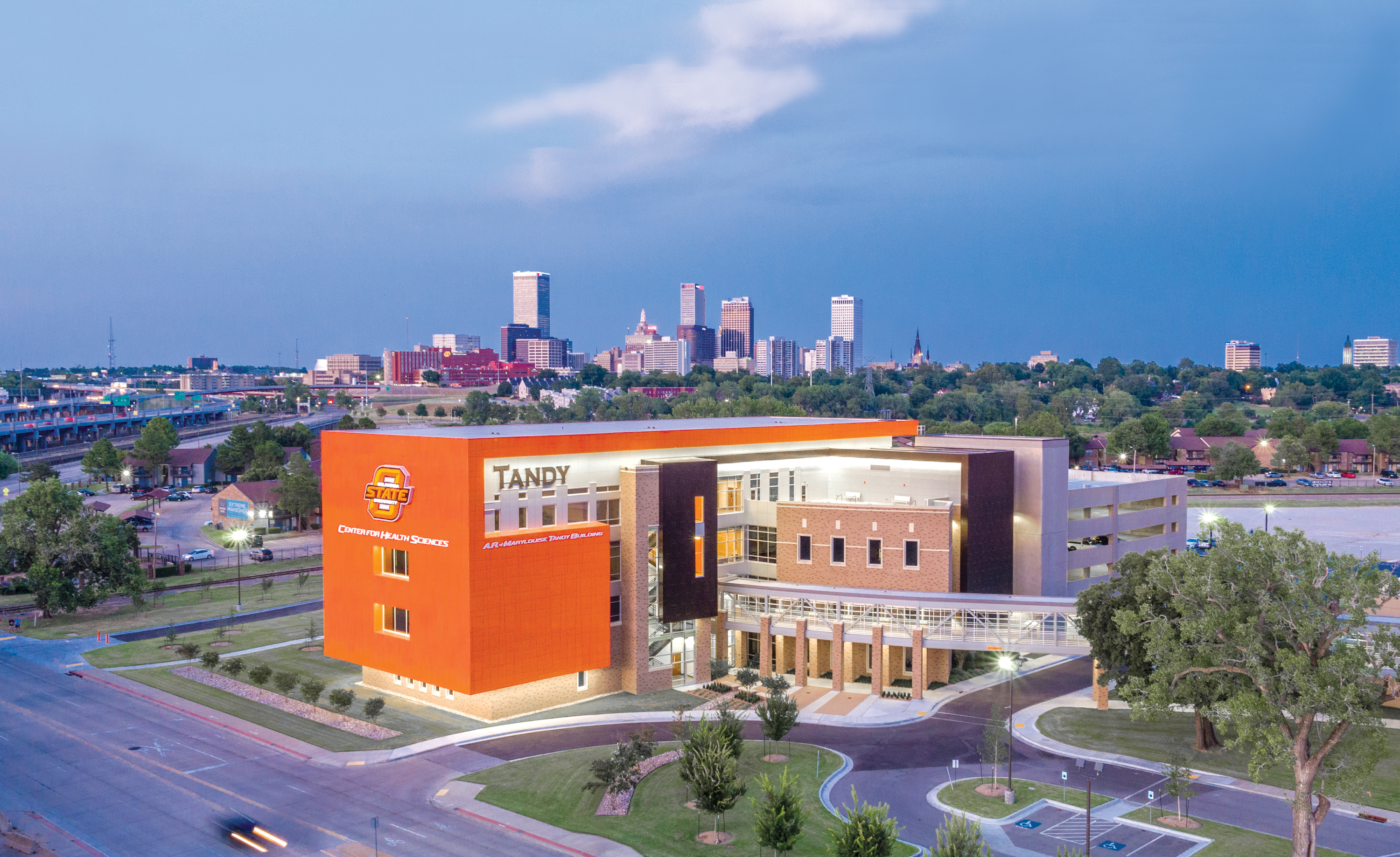 Oklahoma State University Center for Health Sciences College of