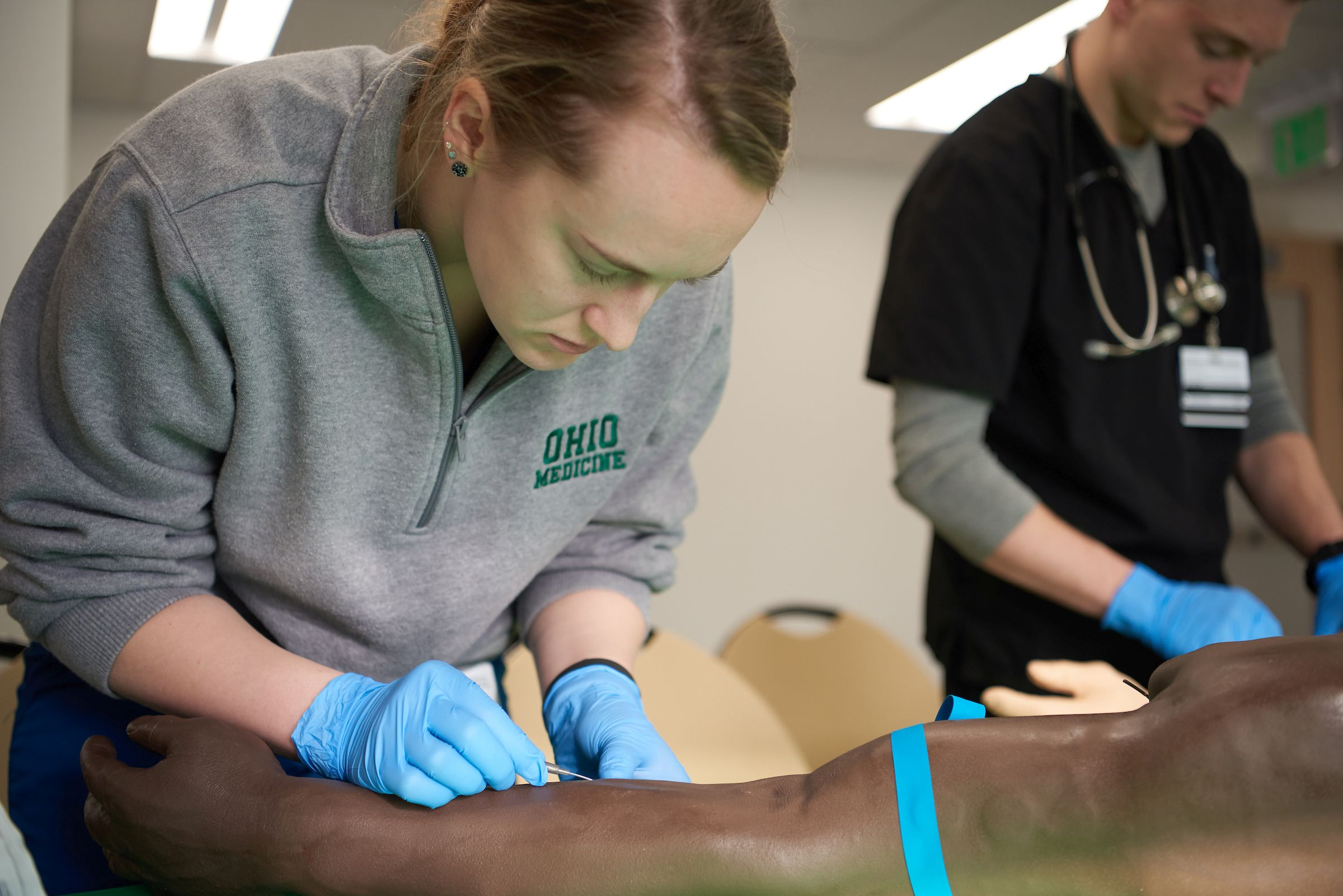 Ohio University Heritage College of Osteopathic Medicine -OU